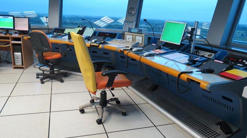 نصب و راهاندازی سیستم رادیویی ترانک سازمان هواپیمایی کشوری